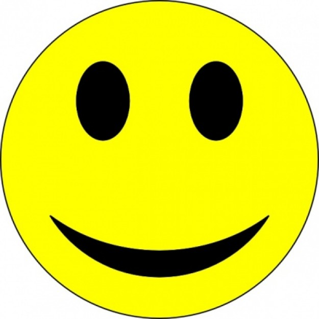 17 Smiley Icons Clip Art Images.