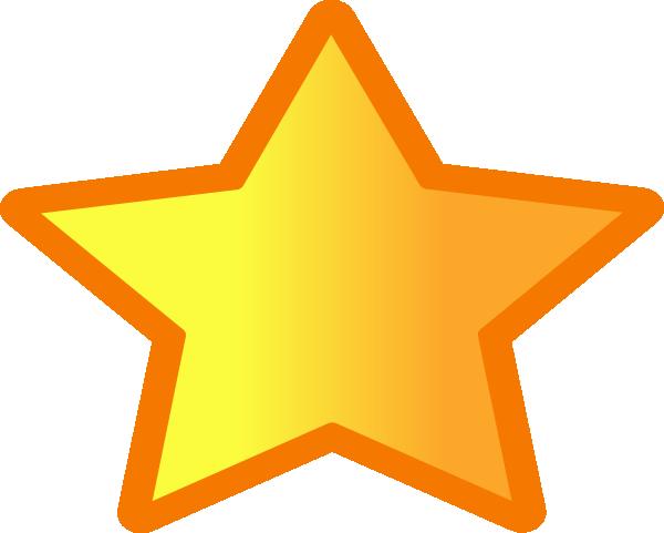 Tiny Star Clip Art at Clker.com.