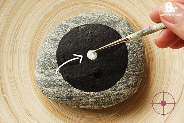 Mandala Stones DIY.