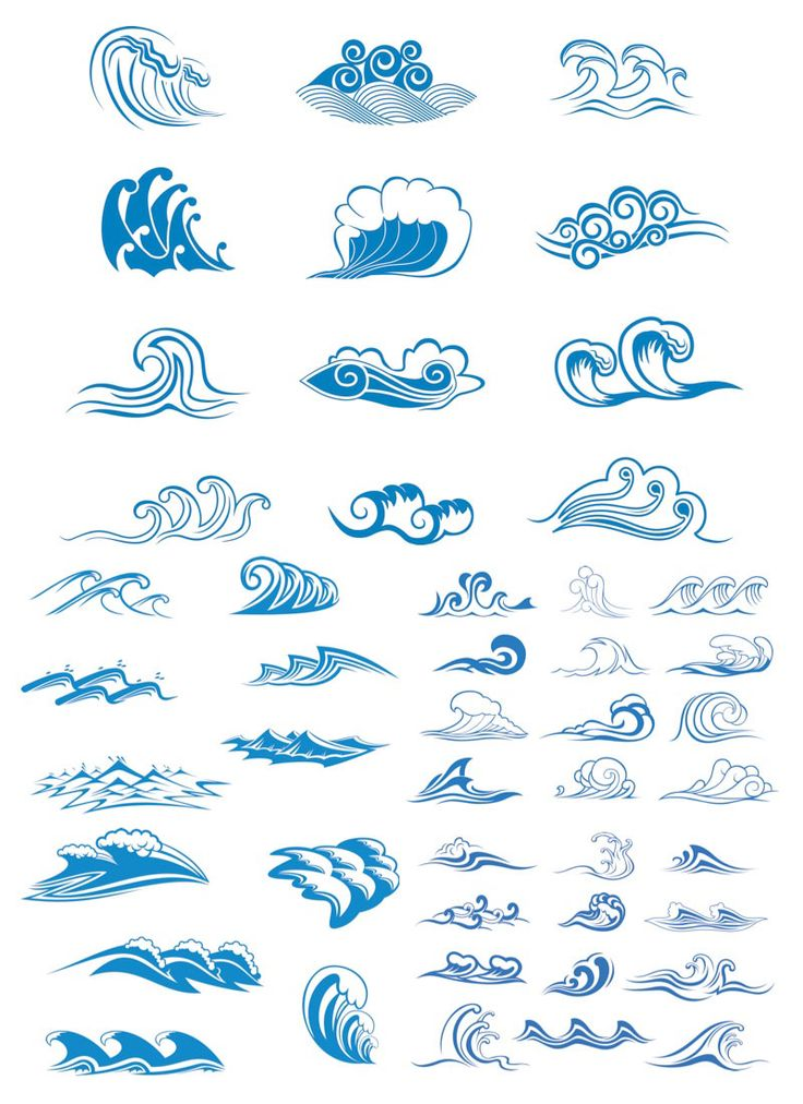 1000+ ideas about Wave Tattoos on Pinterest.