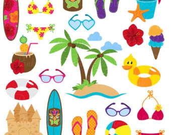Summer Birthday Clipart#2066079.
