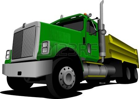 182 Tip Lorry Stock Vector Illustration And Royalty Free Tip Lorry.