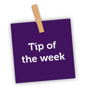 TIP of the WEEK: The Importance of Training.