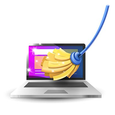 Tip of the Week: How to Keep a Laptop Tidy.