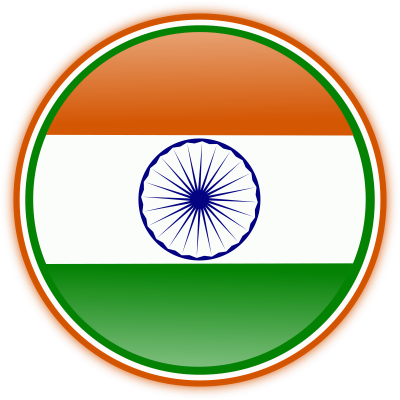 Download INDIAN FLAG Free PNG transparent image and clipart.
