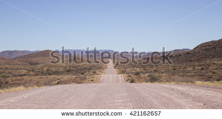 Gravel Road Stock Photos, Royalty.