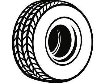Tire Clipart.