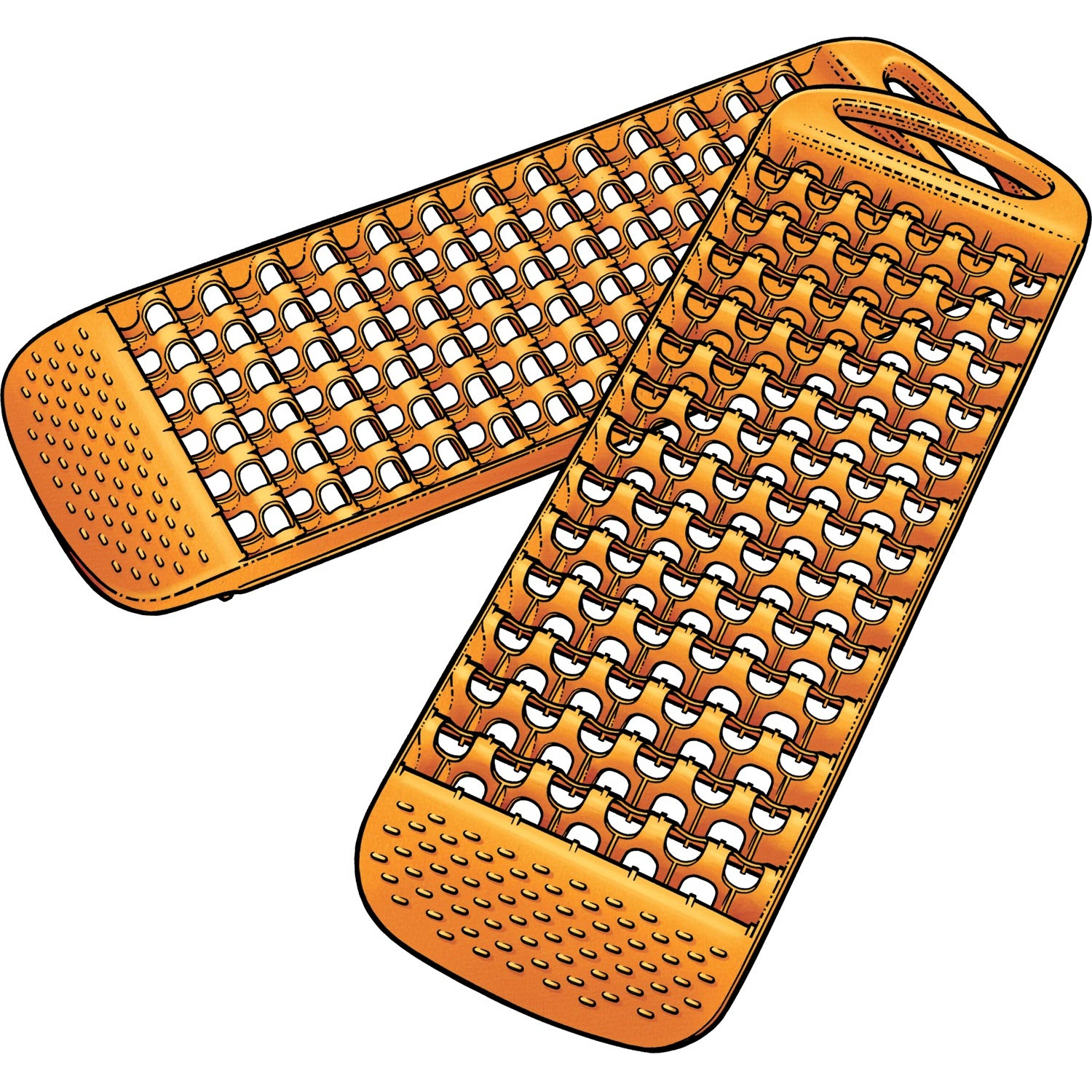 Road Chews Tire Traction Mats.