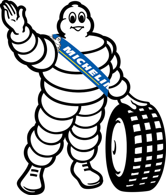 How the Michelin man logo came to be.