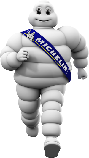"TuesdayTrivia: The ""Michelin man"" appearing in the Michelin."