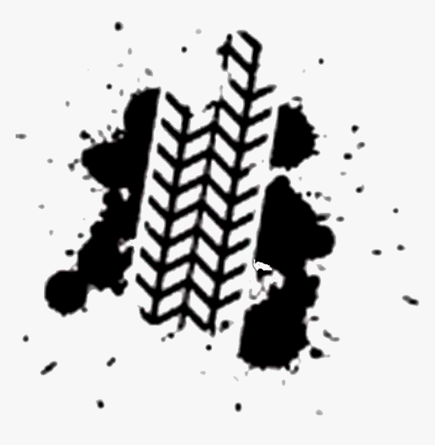 Tires Clipart Tread Marks Jeep Tire Tracks Clipart.