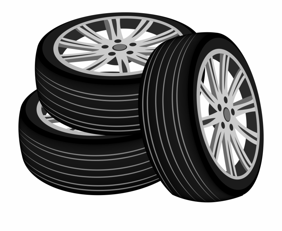 Royalty Free Stock Tires Png Clipart.