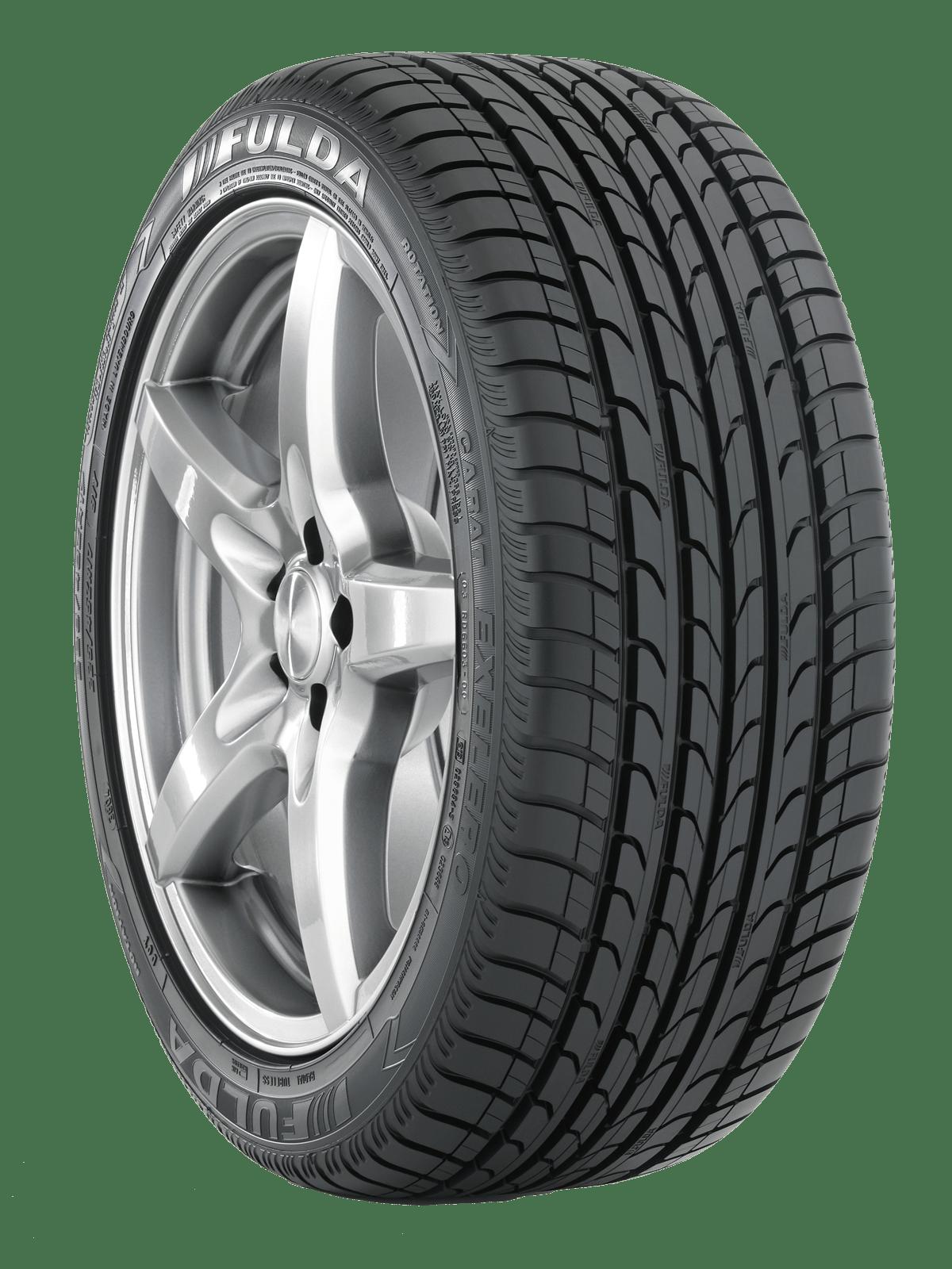 Fulda Tyre transparent PNG.