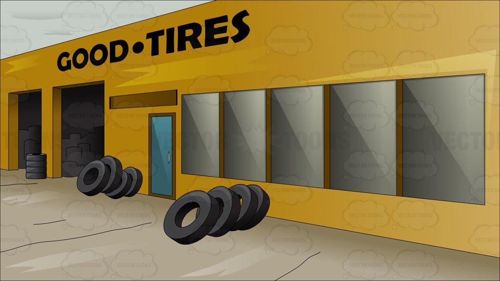 Tire shop clipart 3 » Clipart Portal.