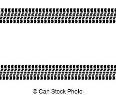 Tire Track Clipart With No Background.