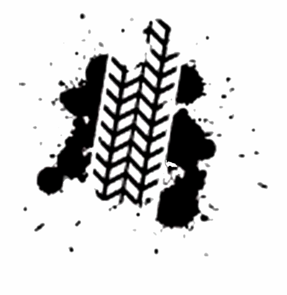 Tires Clipart Tread Marks.
