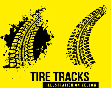 Tractor tire tracks free vector download (320 Free vector.