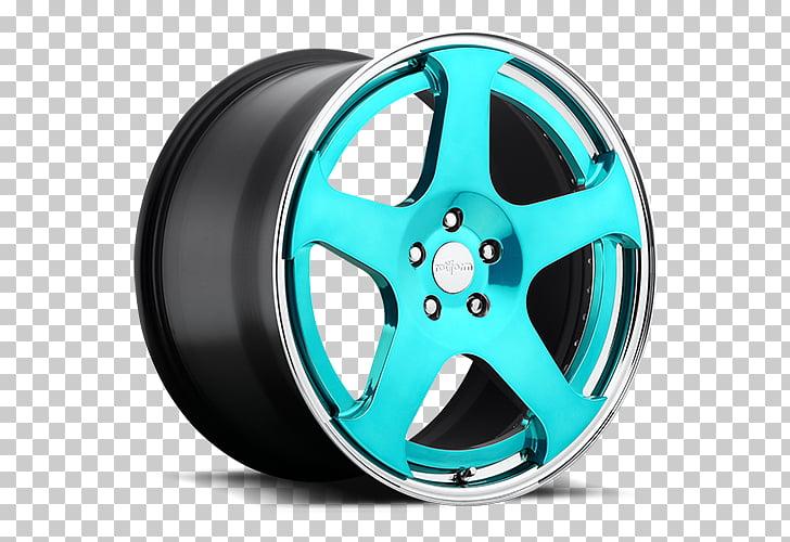 Car Rotiform, LLC. Custom wheel Rim, blue lips PNG clipart.