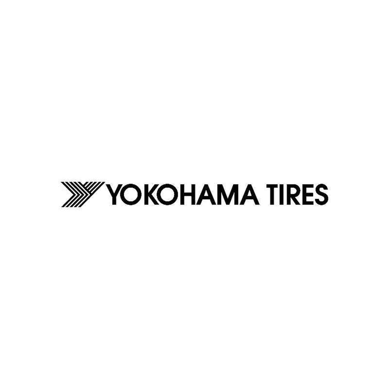 Yokohama Tires Logo Jdm Decal.