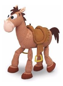 Woody El Caballo Tiro Al Blanco Peluche Toy Story.