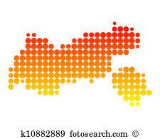 Map tirol Clip Art and Illustration. 60 map tirol clipart vector.