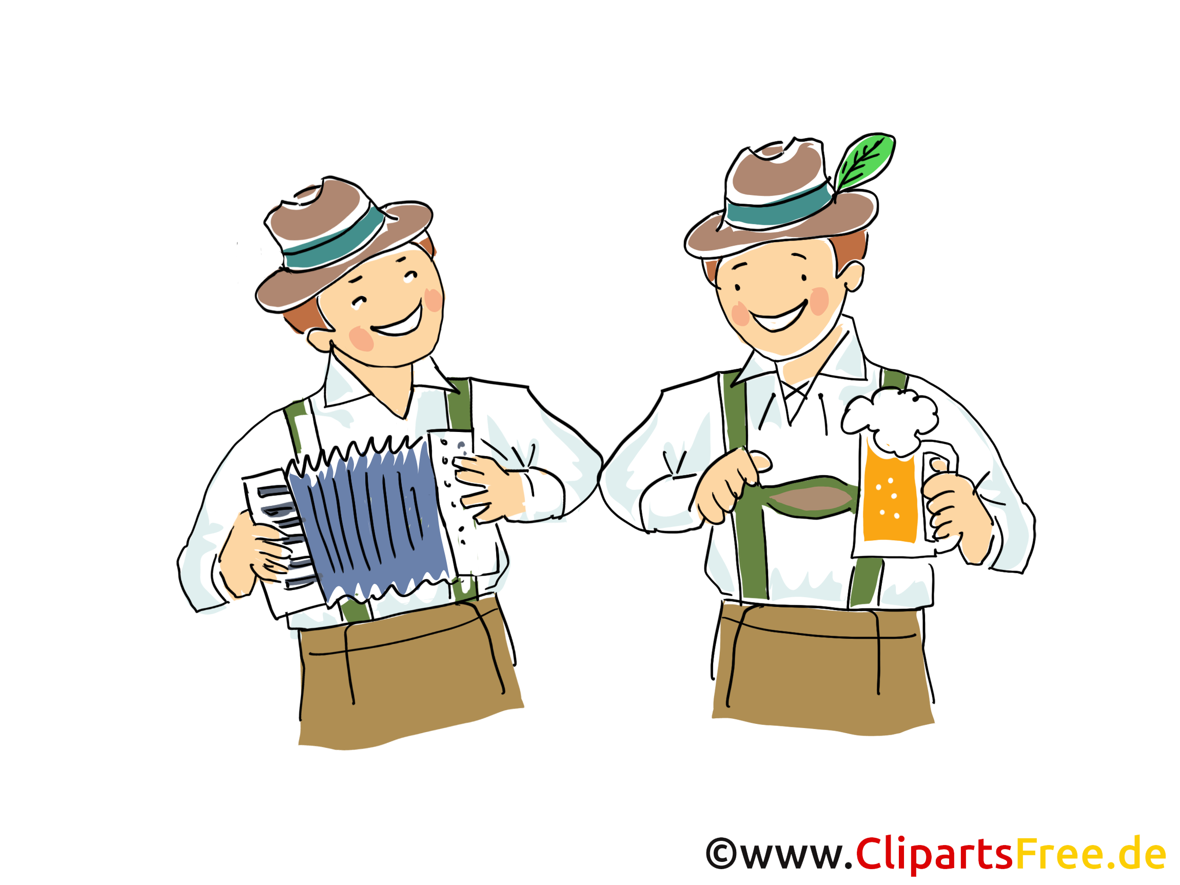 Tirol Clipart, Bild, Grafik, Illustration, Comic, Cartoon gratis.