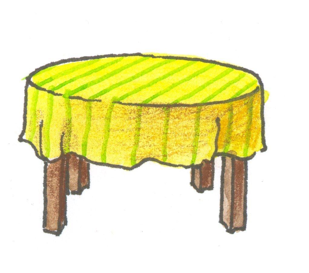 Tisch clipart 4 » Clipart Portal.
