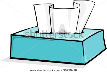 Kleenex Clipart.
