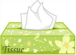 Tissue Clipart.