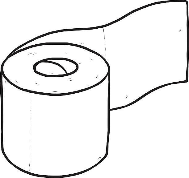 Tissue clipart black and white 4 » Clipart Station.