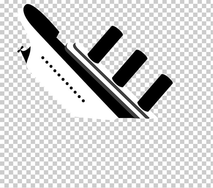 Ship Computer Icons RMS Titanic PNG, Clipart, Angle, Black.