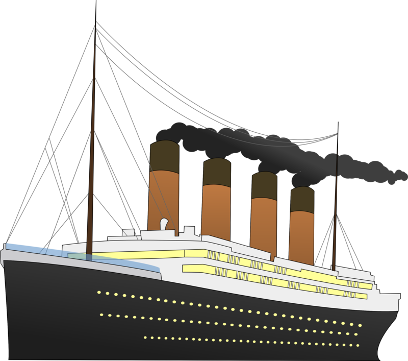 Download Free png Titanic PNG, Download PNG image with.