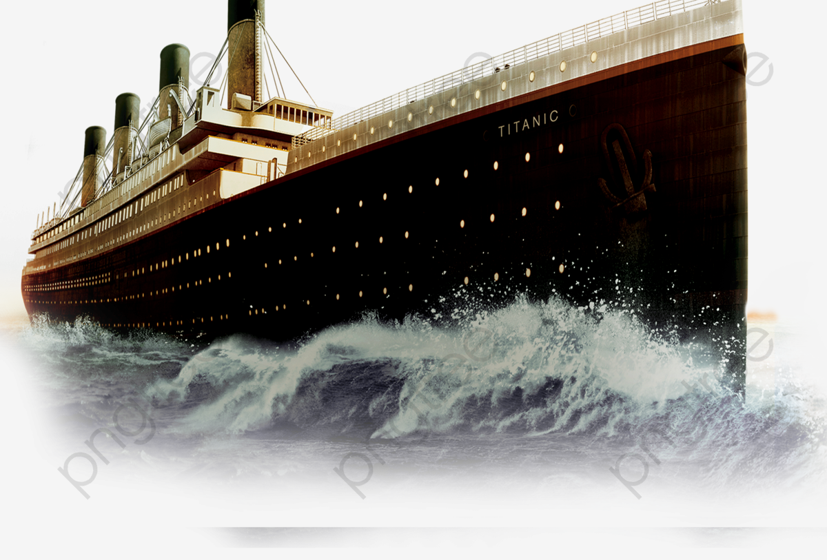 Titanic Png (30+ images).
