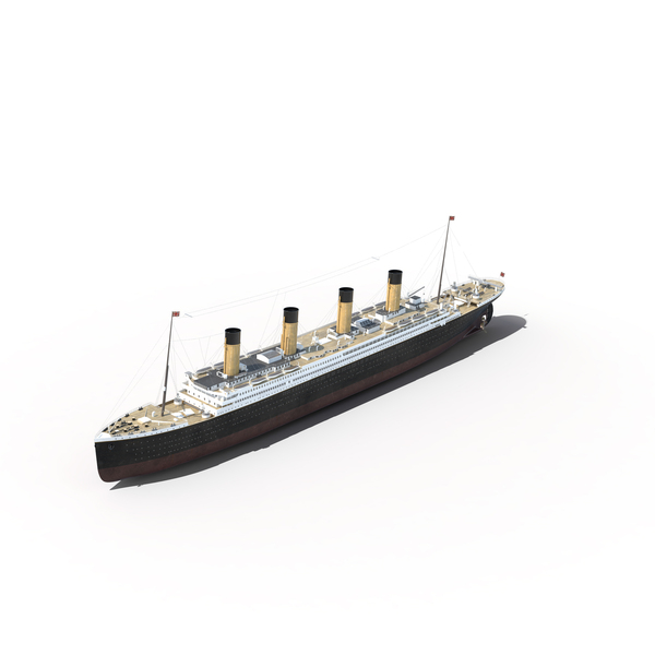 RMS Titanic PNG Images & PSDs for Download.