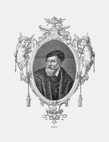 Tiziano Vecellio Clip Art, Vector Images & Illustrations.