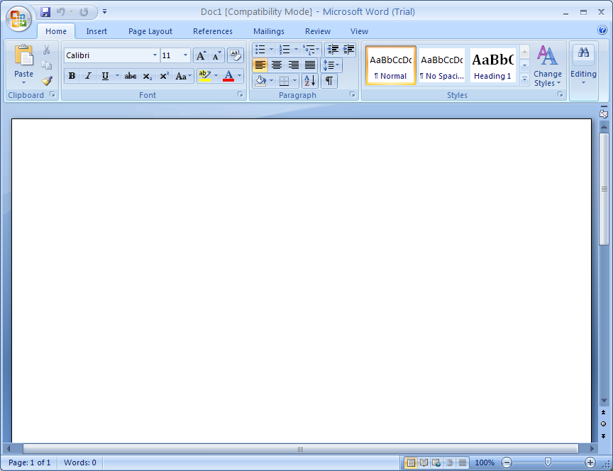Converting an Existing Document : Document Convert « Editing.