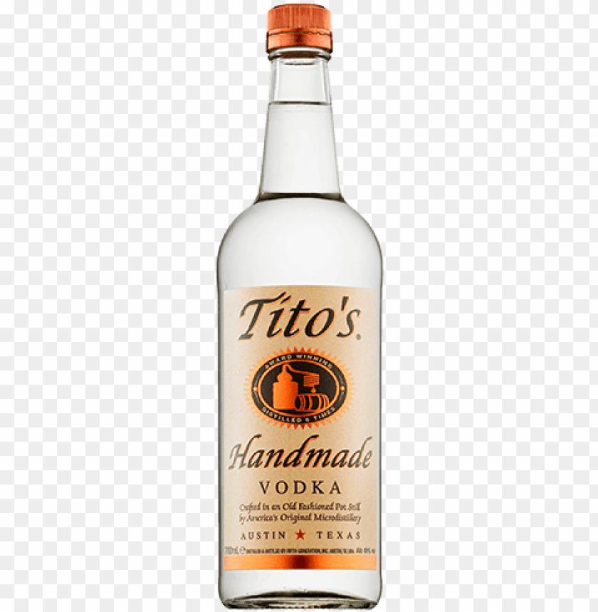 tito\'s vodka.