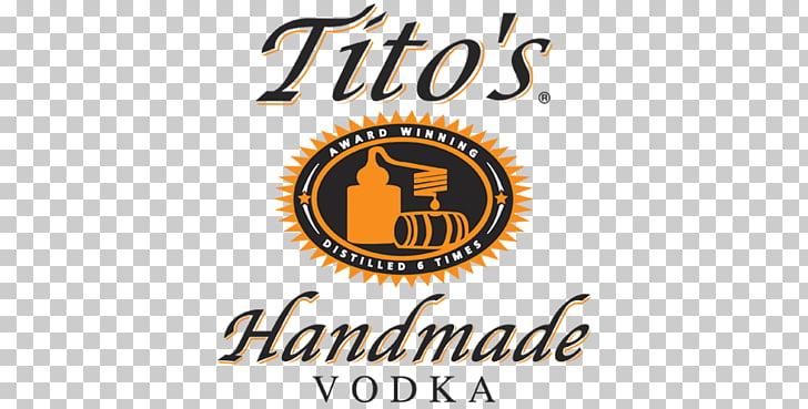 Tito\'s Vodka Logo Font Brand, St. Patrick Celebration PNG.