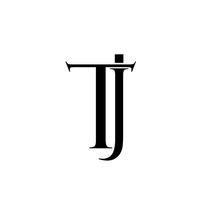 Entry #9 by micheltort for Design a TJ Logo.