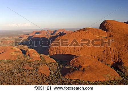 Stock Photography of Australia, Northern Territory, Uluru.