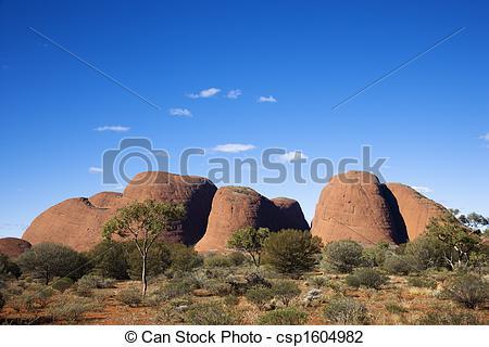 Stock Photo of Australian landmark.