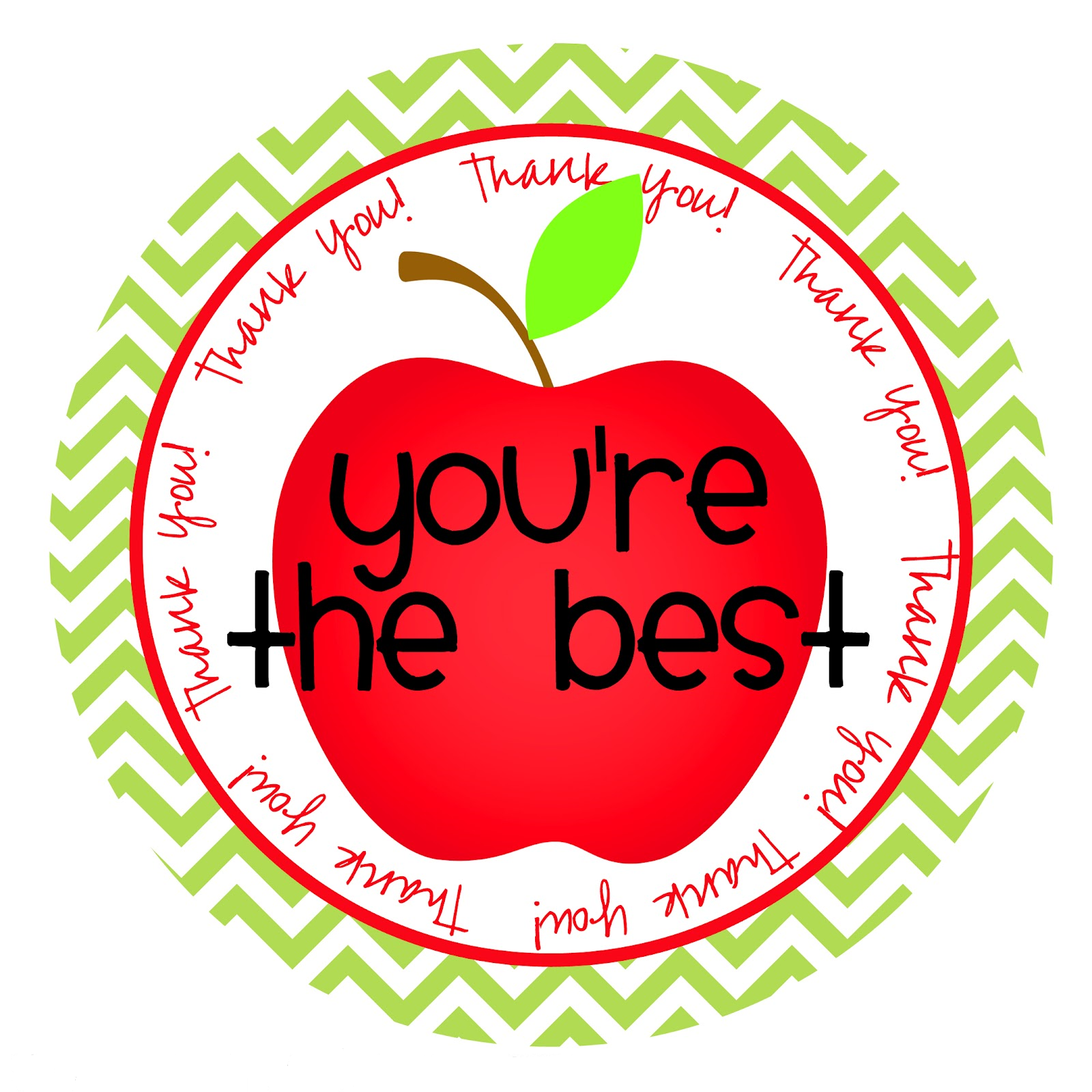 Teacher Appreciation Clip Art.