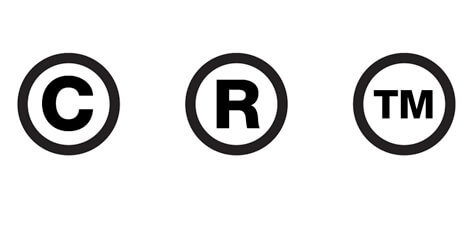 The difference between Trademark TM Logo and R Logo.