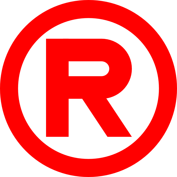 Free Registered Trademark Vector, Download Free Clip Art.