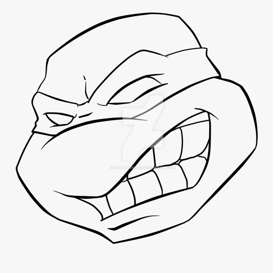 Hd Teenage Mutant Ninja Turtles Mask Png.