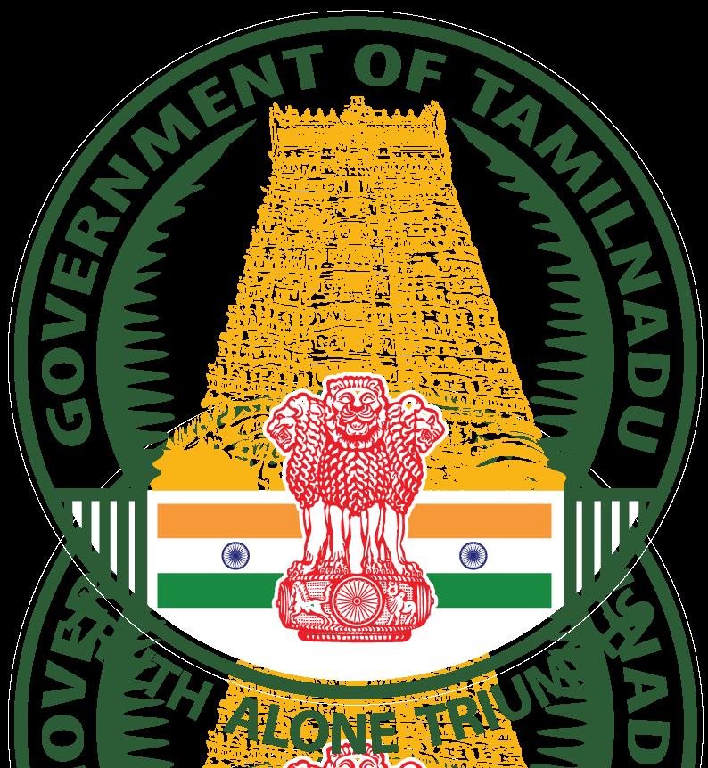 Govt Of Tamilnadu Logos Rustic Tn Government Logo Advanced 2.
