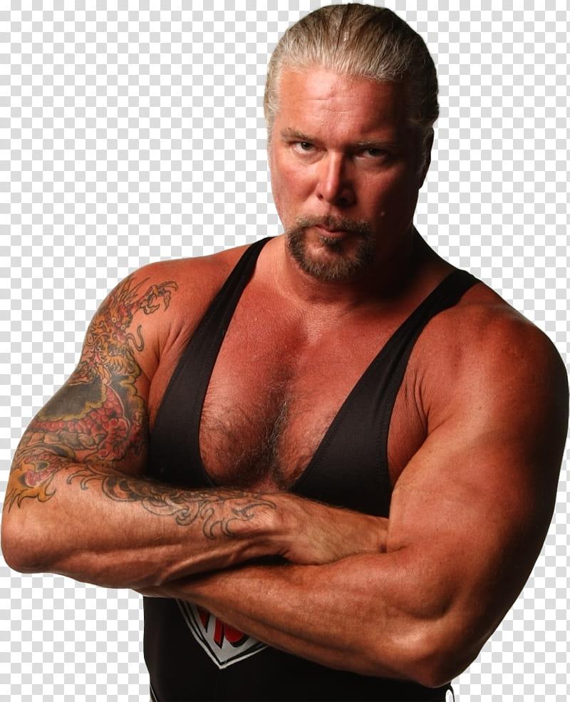 Kevin Nash TNA transparent background PNG clipart.