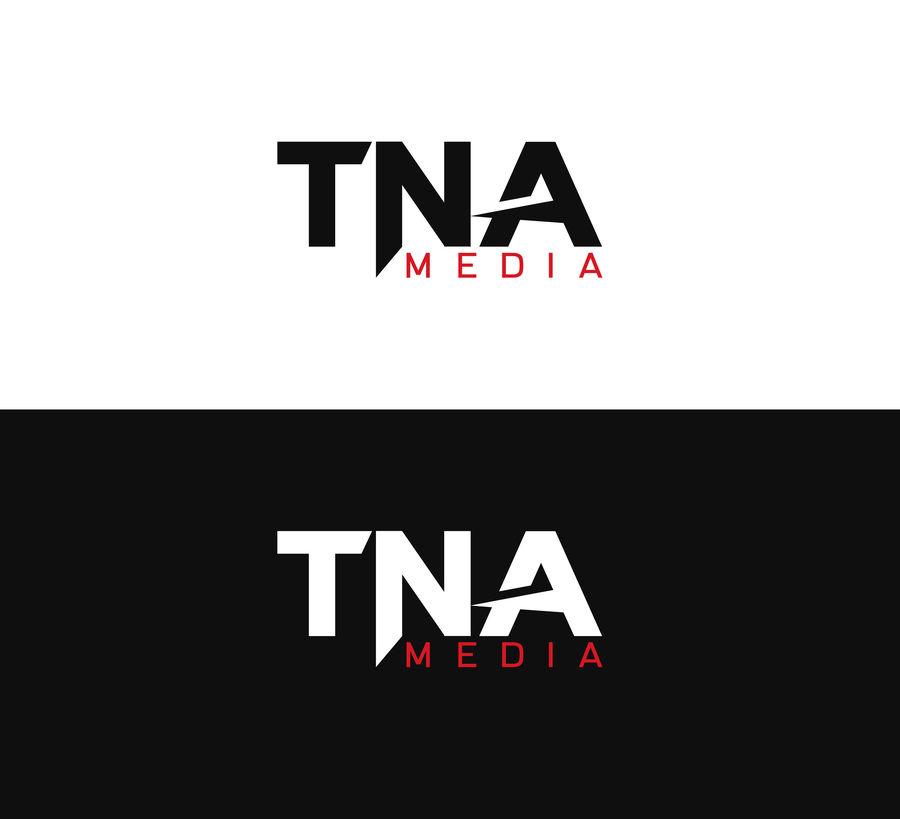 Entry #160 by jakirhossenn9 for Design a logo fo TNA Media.