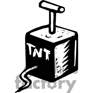 Tnt Bomb Images Clipart.