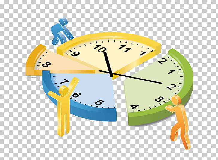 Time management Work Learning Mathematics, Part, analog.